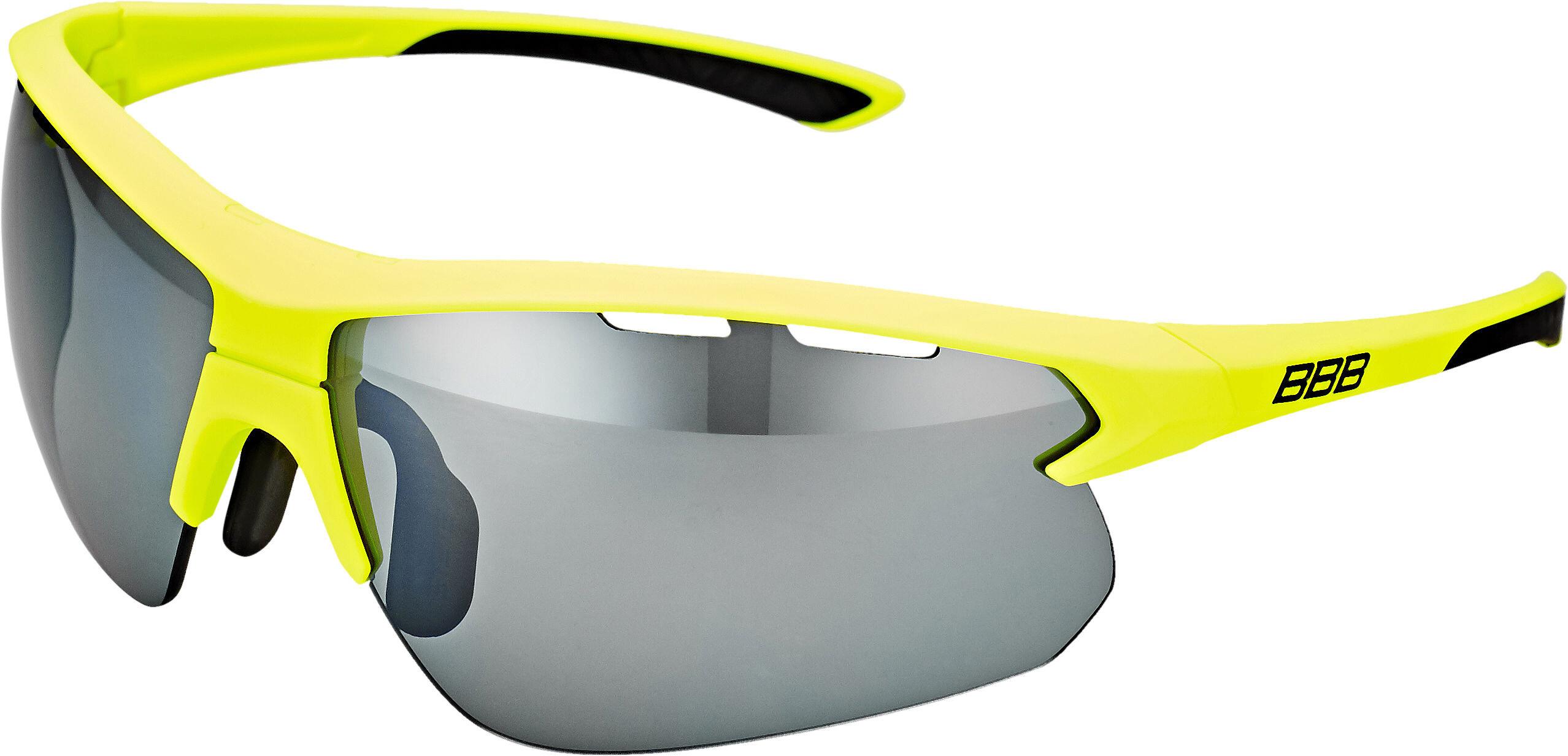 5f6a725b261c BBB Impulse BSG-52 Cykelbriller gul